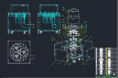 Nghiên cứu đề xuất kết cấu máy và xác định các thông số làm việc của máy gọt trái xoài