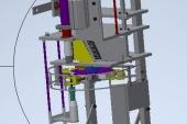 THIẾT KẾ 3D trên Inventor MÁY GỌT VỎ TRÁI DỨA THƠM KHÓM