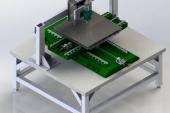 LUẬN VĂN TỐT NGHIỆP Luận Văn Nghiên cứu thiết kế máy thúc chạm tranh đồng tranh nhôm ĐH Bách Khoa