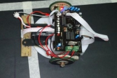 đồ án Thiết Kế và Điều Khiển Robot Tự Hành Dò Đường Trong Mê Cung