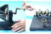 LUẬN VĂN THẠC SĨ Xây dựng phương pháp ma trận mô tả cơ cấu bánh răng vi sai phẳng