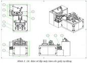 ĐỒ ÁN TỐT NGHIỆP Tính toán, thiết kế máy làm cốc đựng nước bằng giấy