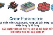 DVD 1 - THIẾT KẾ CỞ BẢN & NÂNG CAO VỚI CREO PARAMETRIC 3.0