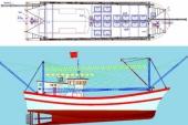 ĐỒ ÁN Nghiên cứu đề xuất giải pháp tự ứng cấp năng lượng cho thiết bị đẩy từ máy phụ trên tàu cá cỡ nhỏ