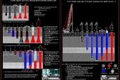 Thiết kế bộ công tác máy khoan cọc nhồi dựa theo mẫu máy HITACHI KH125