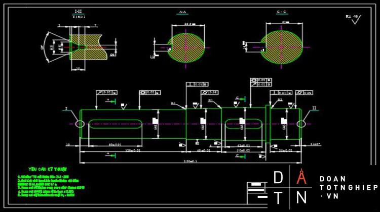 Đồ án Thiết kế máy cắt kim loại hộp chạy dao MÁY TIỆN REN VÍT VẠN NĂNG T620A