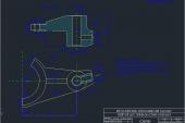Thiết kế quy trình công nghệ chế tạo chi tiết càng gạt 150 độ ĐH BÁCH KHOA ĐÀ NẴNG