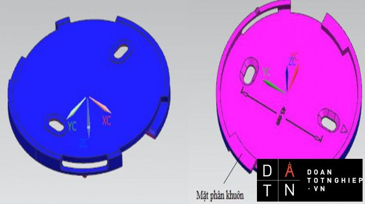 ĐỒ ÁN Nghiên cứu, thiết kế khuôn đúc tấm gắn trong thiết bị báo cháy