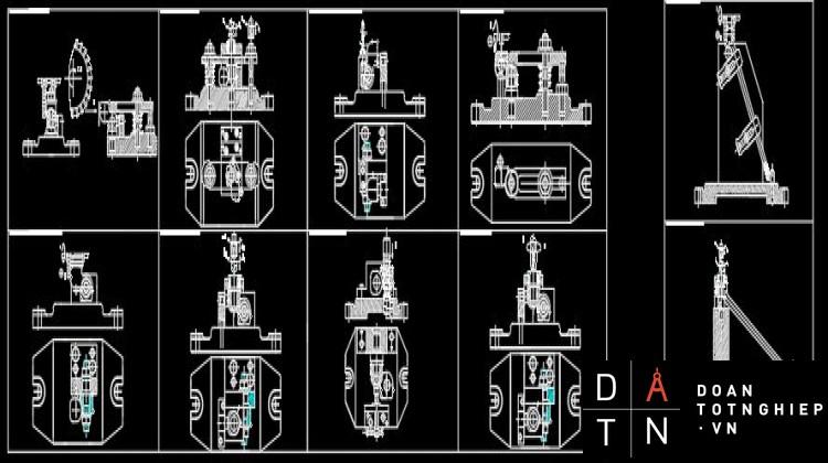 Đề tài THIẾT KẾ QUY TRÌNH CÔNG NGHỆ GIA CÔNG CHI TIẾT Cần khởi động xe máy Jupiter