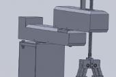 ĐỒ ÁN TỐT NGHIỆP cơ điện tử ĐIỀU KHIỂN TAY MÁY SCARA 3 BẬC TỰ DO QUA MÁY TÍNH