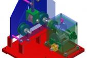 THIẾT KẾ máy uốn ống 3 con lăn Kèm quy trình công nghệ dạng trục và con lăn