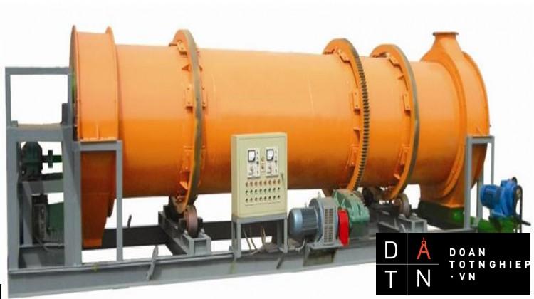 ĐỒ ÁN TỐT NGHIỆP Tính toán thiết kế hệ thống máy sấy thùng quay cho canxi cacbonat