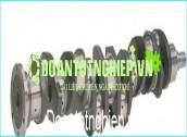 Kim loại học và nhiệt luyện (Vật liệu kim loại) Trục khuỷu cho ôtô tải nhẹ; có hình dáng phức tạp, chịu tải trọng xe, chịu va đập và lực đổi chiều