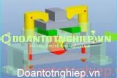 THIẾT KẾ ĐỒ GÁ VÀ CÁC CƠ CẤU KẸP 3D (MÔ PHỎNG ĐỘNG)